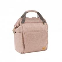 Lassig τσάντα αλλαγής Glam Goldie backpack - Rose 1103010708