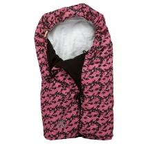 Voksi υπνόσακος Classic Silkmini - blossom pink