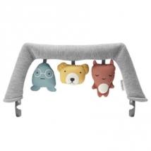 BabyBjörn παιχνίδι για ρηλάξ - Soft friends
