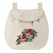 Hugs τσέπη για κούνια - Natural with Mum & Dad