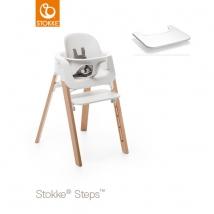 Stokke Steps Promotion παιδικό κάθισμα φαγητού