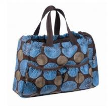Lassig τσάντα αλλαγής All-in-One Pouch - choco