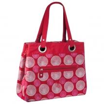 Lassig Tote τσάντα αλλαγής - Red