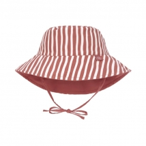 Lassig παιδικό καπέλο girls - Stripes red 1433005620