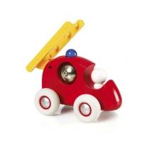 Brio ξύλινο πυροσβεστικό όχημα - 30197