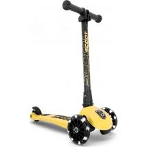 Scoot & Ride Highwaykick 3 LED πατίνι - Lemon 96358