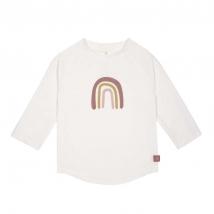 Lassig UV μακρυμάνικο μπλουζάκι θαλάσσης - Rainbow white 1431021131