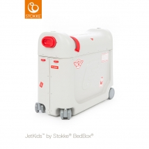 JetKids™ BedBox® by Stokke βαλιτσάκι-κρεβατάκι ταξιδιού - red