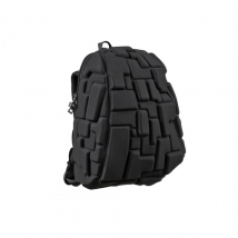 Madpax σακίδιο πλάτης kids Blok Halfpack - Black out 41003