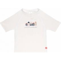 Lassig UV T-shirt μπλουζάκι θαλάσσης - Beach House White 1431020125