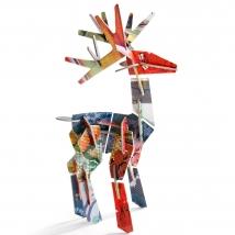 Studioroof totem 3D ζωάκια - Deer TTM 9