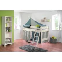 Paidi Pinetta υπερυψωμένο, παιδικό κρεβάτι