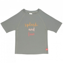 Lassig UV T-shirt μπλουζάκι θαλάσσης - Splash 'n fun Green 1431020595
