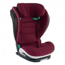BeSafe iZi Flex FIX i-Size παιδικό κάθισμα αυτοκινήτου - Burgundy Μelange