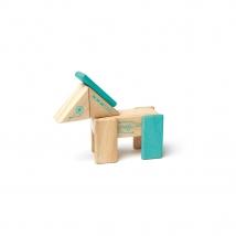 Tegu Future ξύλινα μαγνητικά τουβλάκια - Robo