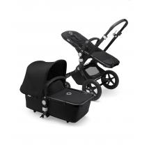 Bugaboo Cameleon3 plus Complete παιδικό καρότσι - Black/Black-black