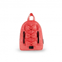 7AM MINI παιδικό backpack Bows - Corail