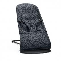 BabyBjörn ρηλάξ Bliss - Leopard anthracite mesh 006078