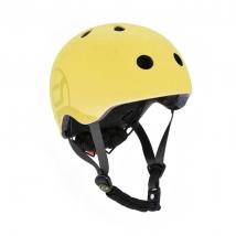 Scoot & Ride παιδικό κράνος S-M - 96390 lemon