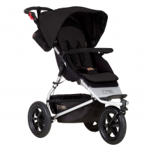 Mountain buggy® Urban Jungle παιδικό καρότσι - Black UJ-V3-5