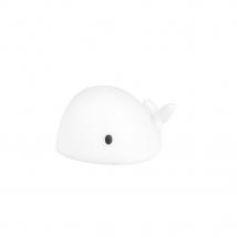 FLOW. Φωτιστικό νυχτός Φάλαινα Moby mini - Λευκό