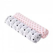 Lassig κουβερτάκι-πανί πολλών χρήσεων XL - Little Chums Mouse