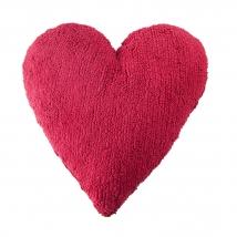 Lorena Canals παιδική μαξιλάρα - SC-HE-FU καρδιά κόκκινη