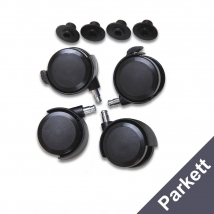 babybay® σετ ροδάκια - Parkett 100401