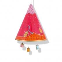 L'Oiseau bateau παιδικό φωτιστικό οροφής - Φωτιστικό οροφής φαναράκια NUI0038
