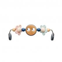 BabyBjörn παιχνίδι για ριλάξ - Googly eyes pastel