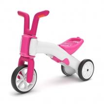 Chillafish Bunzi ποδήλατο εκμάθησης ισορροπίας - Pink