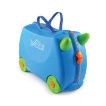 Trunki  παιδική βαλίτσα ταξιδιού - Terrance blue 0054