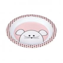 Lassig πιάτο από μελαμίνη - Little Chums Mouse 1310069725