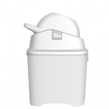 DiaperChamp κάδος για πάνες One - White 2101