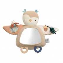 Sebra μαλακό παιχνίδι δραστηριοτήτων Blinky - Blinky the owl 30093037