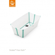 Stokke Flexi Bath μπανάκι - Λευκό aqua
