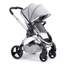 iCandy Peach 2019 παιδικό καρότσι - Chrome Dove Grey