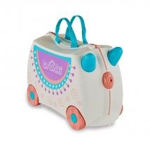 Trunki  παιδική βαλίτσα ταξιδιού - Lola the Llama 0356