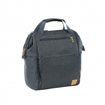 Lassig τσάντα αλλαγής Glam Goldie backpack - Anthracite 1103010222