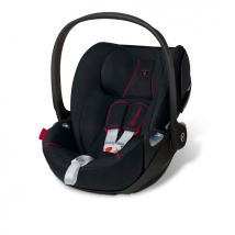 Cybex βρεφικό κάθισμα αυτοκινήτου Cloud Z i-Size Limited Editions - Scuderia Ferrari Victory Black