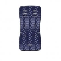 Greco Strom ένθετο καροτσιού - Blue 3D Fiber