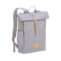 Lassig τσάντα πλάτης Rolltop - Grey 1103025200