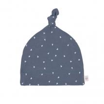 Laessig βαμβακερό σκουφάκι - Triangle blue 1531016498
