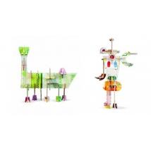 Studioroof 3D puzzle Totem Creatures - culture & science TTM 26