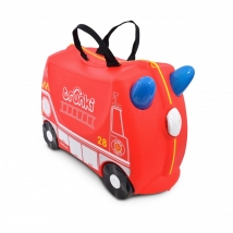 Trunki  παιδική βαλίτσα ταξιδιού - Frank the firetruck 0254