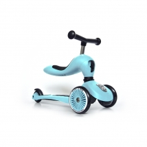 Scoot & Ride Highwaykick 1 παιδικό όχημα 3 σε 1 - Blueberry