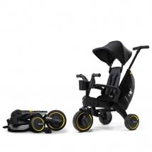 Doona™ τρίκυκλο ποδήλατο Liki Trike Midnight black edition