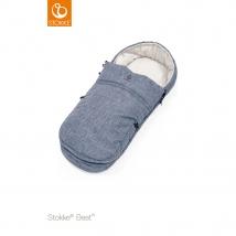 Stokke® Stroller Softbag - Blue melange