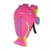 Trunki PADDLEPAK αδιάβροχο παιδικό  σακίδιο - Tropical fish