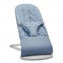 BabyBjörn ριλάξ Bliss, Petals - 006123 Blue cotton